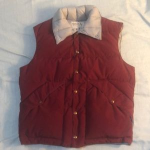 🍎Hudson Bay Outfitters Down Puffer Vest, M